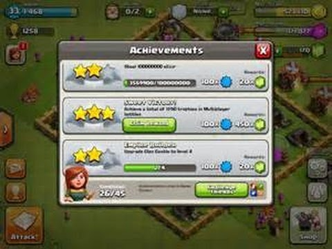 1250 Trophies Guide – Clash of Clans : (TH5)