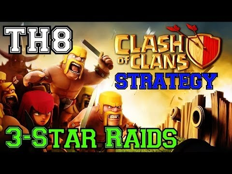Clash of Clans Strategies: Effective 3-Star Raids for Pushing Trophies and Clan Wars