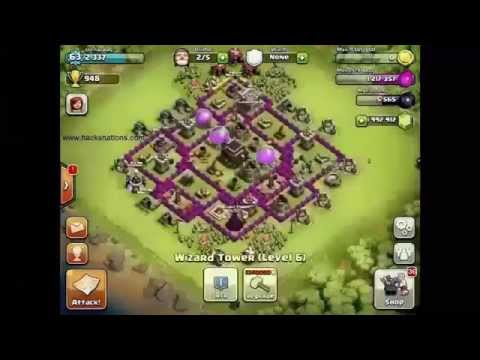 Clash Of Clans Cheats Free Gems [Download For Free]