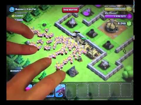 clash of clans trailer plus hints tips tricks guide