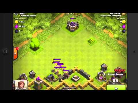 Clash of Clans Guide (How To Draw Out Clan Castle Troops)