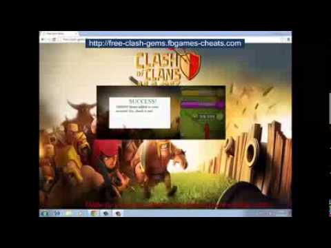 [WORKS] – Clash of clans free gems glitch UNLIMITED GEMS FREE [FREE]