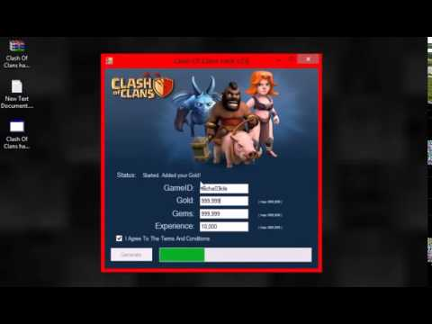 Clash of Clans GLITCH JANUARY 2014 update