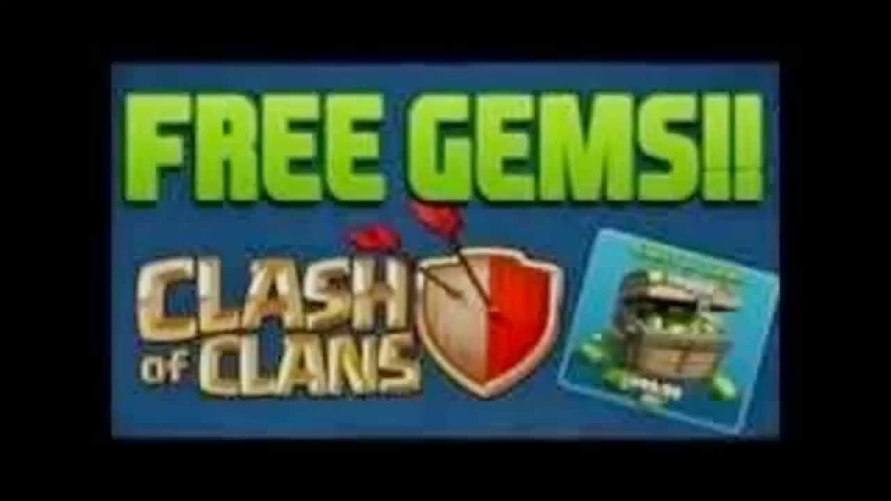 Clash Of Clans FREE GEMS – Android/iOS/iPod/PC! No Jailbreak! – 2014