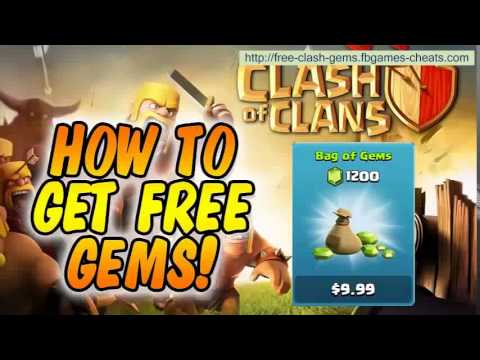 [WORKING] – Clash of clans unlimited gems hack ANDROID IPHONE [WORKING 2014]
