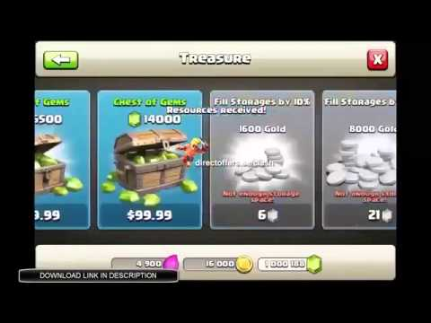 [HACK TOOL] Free Clash of Clans Glitch, Android & iOS [BE QUICK!]