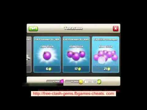[NEW WITH PROOF] – Clash of clans gems cheat for iphone and android ANDROID AND IPHONE [WORKING 2014