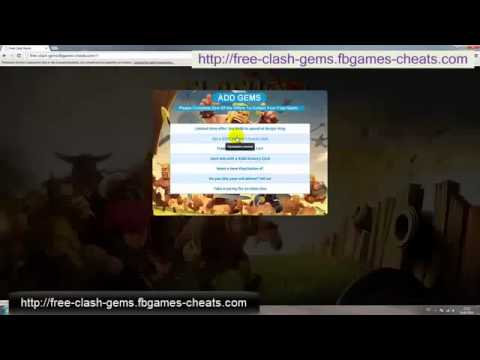 [PROOF] – Clash of clans unlimited gems hack ANDROID AND IPHONE [PROOF]