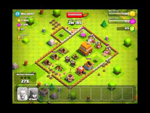 Clash of Clans – Let's Play Episode #1