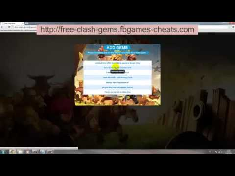[WORKING] – Clash of clans gems hack ANDROID IPHONE [TESTED June 2014]