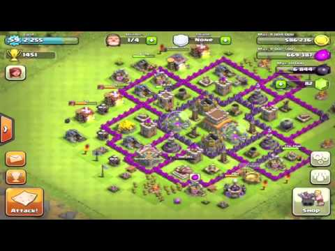 Step By Step Guide Glitch in Clash of Clans for LEVEL FIVE TROOPS!!