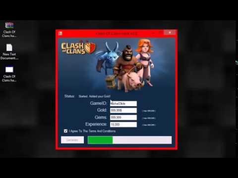 clash of Clans GLITCH JULY 2014 update.mp4