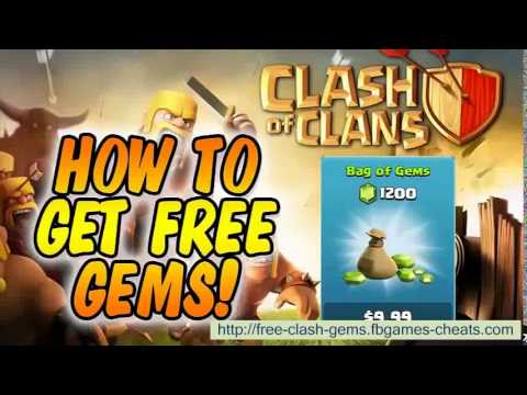 [FREE] – Clash of clans gems cheat for iphone and android FREE GEMS HACK [JUNE 2014][PROOF]