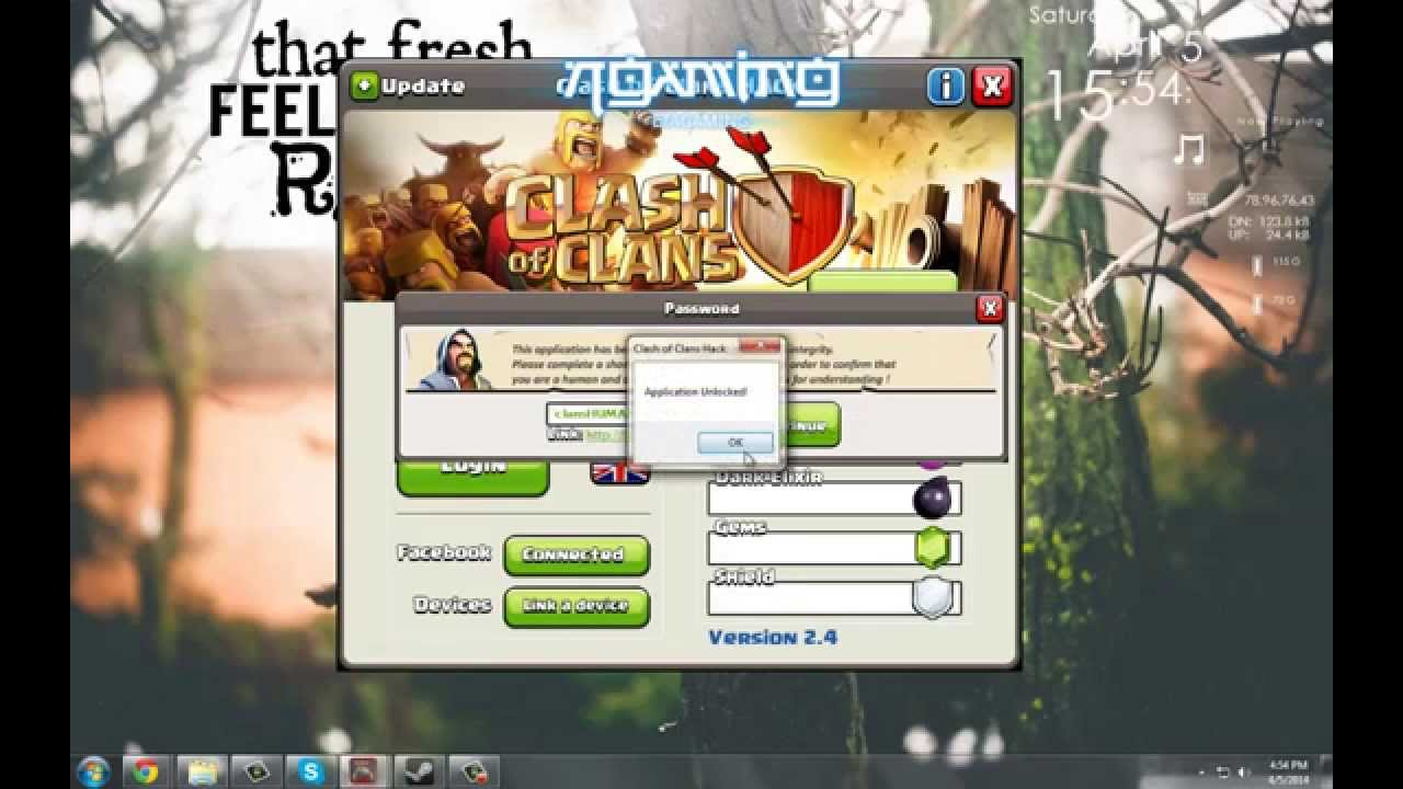 Clash of Clans Wiki – How to get unlimited Clash of Clans GEMS