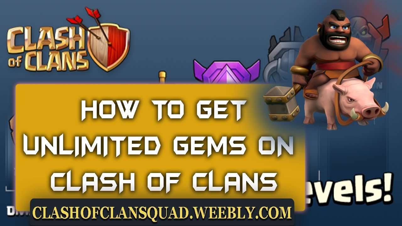 Clash of Clans Cheats Android iOS How To Get Free Gems July 2014 [Working]