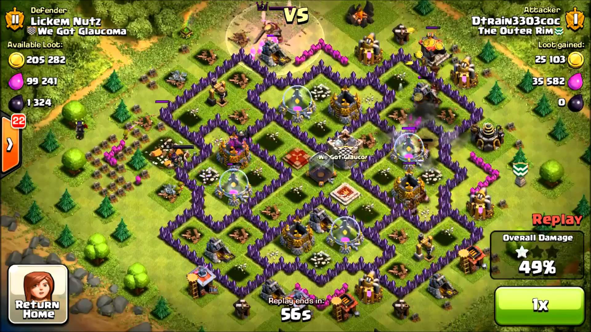 Clash of Clans – Hog Rider Attack Strategy Guide For Low Level Hogs!