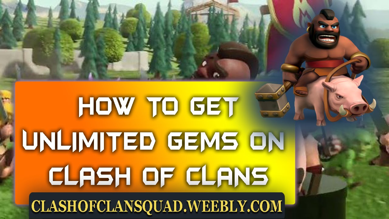 Clash of Clans Cheats Rapid Gems Android Cheats July 2014 [Working]