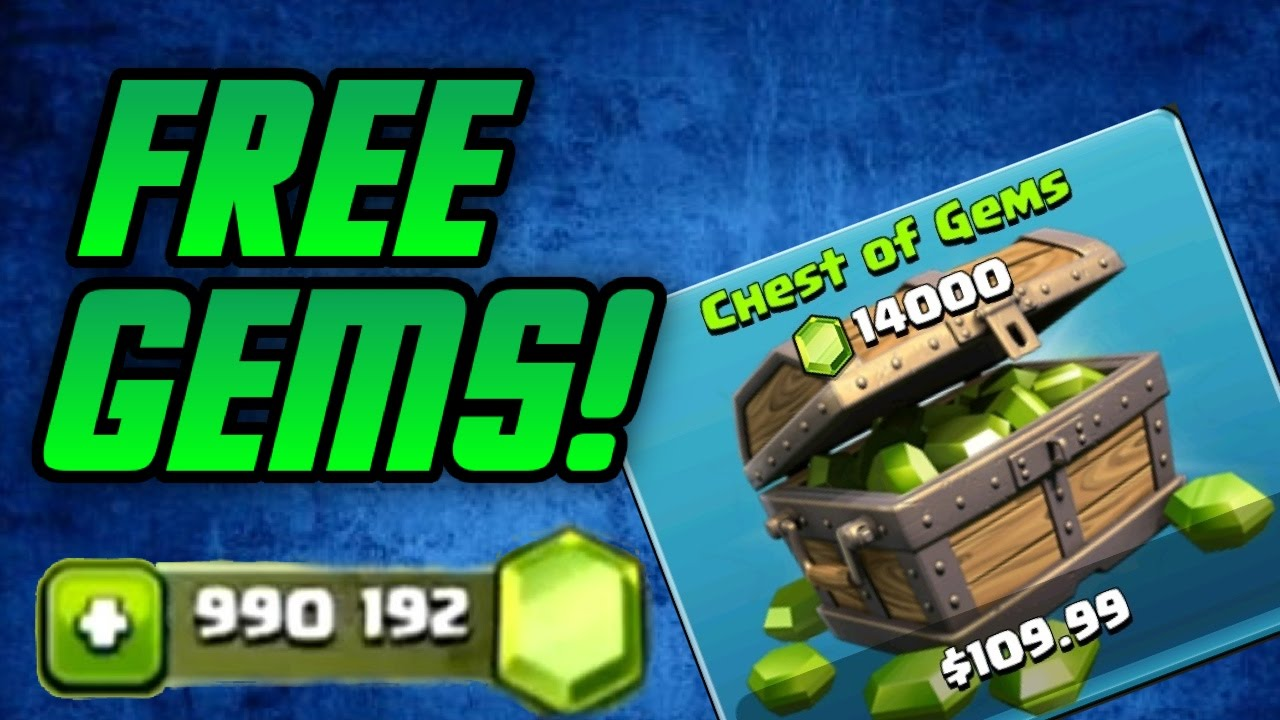 Free GEMS Clash of Clans! – Ultimate Guide! – No Jailbreak/Hacks (Android & iOS)