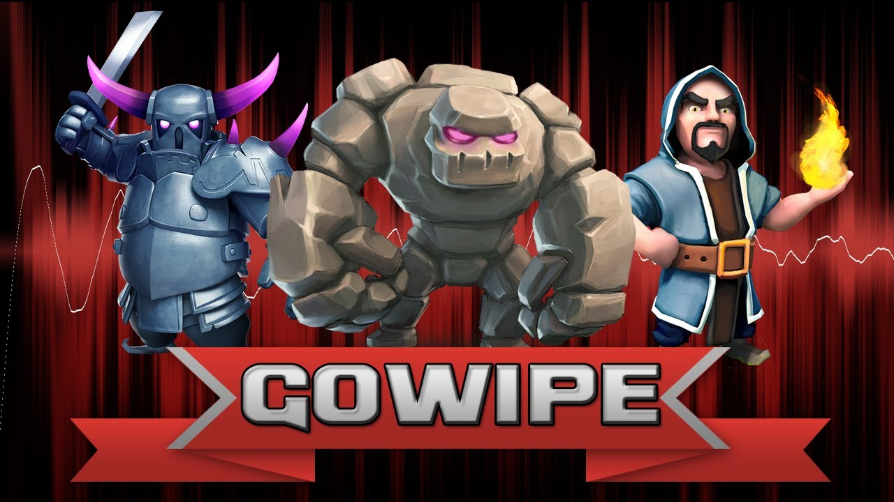Clash of Clans Attack Guide: GoWiPe