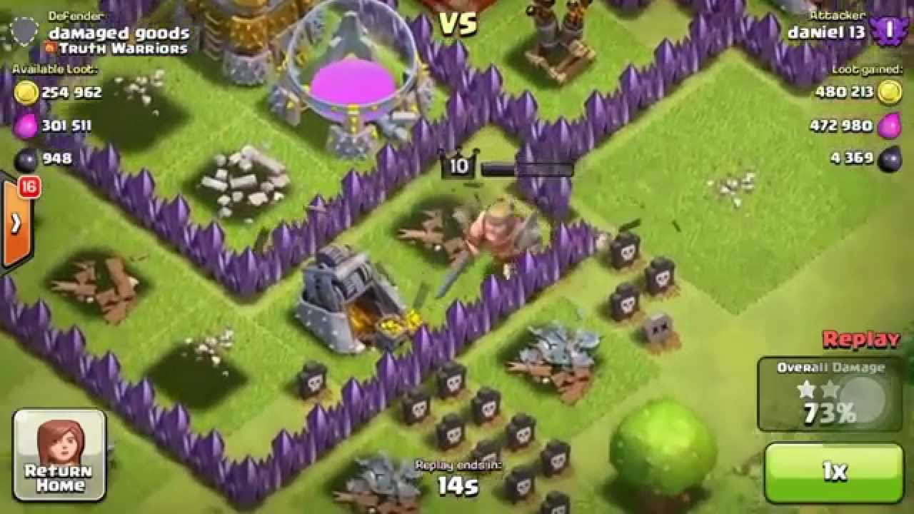 How To Get Free Gems In Clash Of Clans Unlimited Gems Glitch Tips&Tricks