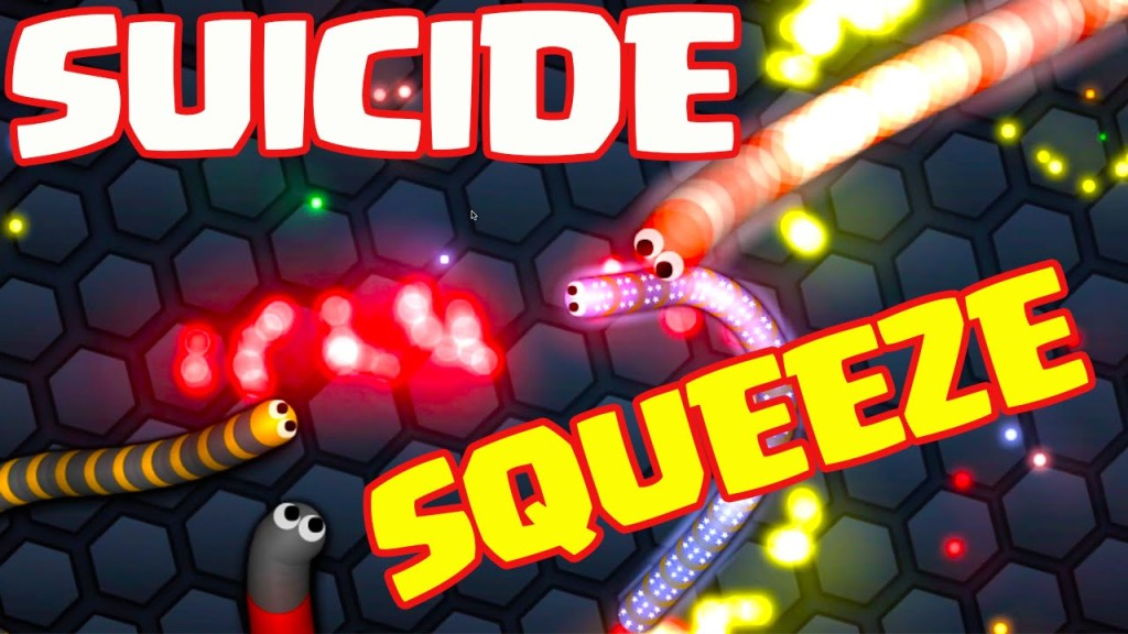 Slither.IO – The SUICIDE SQUEEZE!Clash Of Clans Guide And Strategy ...
