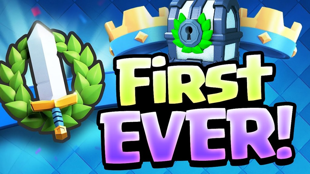 Clash Royale FIRST BIG Tournament Ever! Full LIVE Royal Tourney!Clash ...